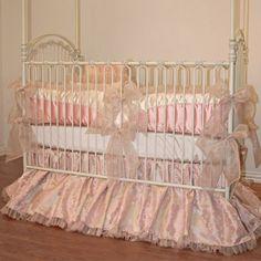 Ariella Crib Bedding : All Baby Bedding at PoshTots