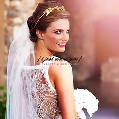 Kate Beckett, the Bride Wedding Movies, Wedding Songs, Castle Tv Shows, Castle Abc, Richard Castle, Castle Beckett, Stana Katic, Best Shows Ever, Bridal Collection