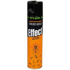 Insekticid Effect® Universal na hmyz, 400 ml Drink Bottles, Vitamins, Water Bottle, Drinks, Products, Drinking, Water Bottles, Drink, Vitamin D