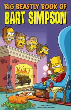 Bart Simpson gets brutal with a brilliant and brand-new collection of comics and stories brimming with bitter rivalries, baseball gone bionic, bully bonding, and babysitters gone bad. Bart and Homer f