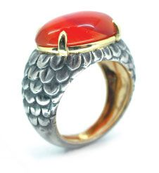 Feathers remain popular in jewellery and Jason French interprets the theme brilliantly with this detailed ring for Baroque Bespoke Jewellery. www.thejewelleryloop.com