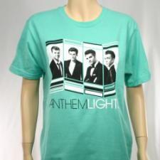 Mint Anthem Lights Photo Unisex T   Anthem Lights Official Online Store