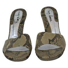 Mules Free Lance www.jolicloset.com  #mules #freelance #luxe #mode #fashion #paris #chaussures #sandales