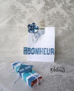 Blog Hop Mai ! Des cadeaux pour tous avec le set Le bonheur à l'Honneur et les plioirs Duo Festif - Aurélie Fabre