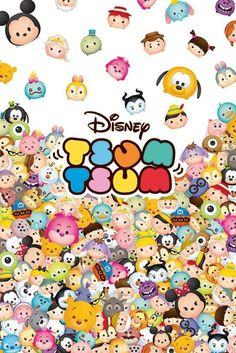 Disney Tsum Tsum Pile Up Poster Cork Pin Memo Board Beech Framed - x 66 cms (Approx 38 x 26 inches) Disney Pixar, Walt Disney, Disney Movies, Disney Characters, Tsum Tsum Party, Disney Tsum Tsum, Tsum Tsum Wallpaper, Images Disney, Tsumtsum