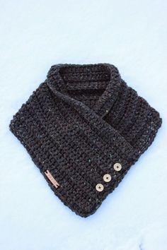 mez11: colsjaal van Tweed met beschrijving