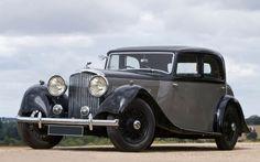 1935 Bentley Sports Saloon ★。☆。JpM ENTERTAINMENT ☆。★。
