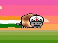 Nyan Cat INDIA!!!
