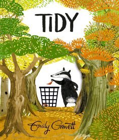 From the creator of Meerkat Mail and Dogs, comes a very funny rhyming woodland story about the perils of being too tidy. Pete the badger likes everything to be neat and tidy at all times, but what starts as the collecting of one fallen leaf escalates quickly and ends with the complete destruction of the …