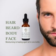 MORINGA FOR MEN⠀ Moringa seed oil fight fungal and bacterial infections as well as inflammation, it helps heal scars, burns, scrapes, and bruises.⠀ It balances the oils in your hair, which reduces dandruff and hair loss.⠀ Moringa oil will keep your beard and the skin under your beard healthy, hydrated, soft, and itch free!⠀ It takes care of try skin! Moringa oil will nourish and restore your skin with it's naturally filled essential nutrients.⠀ .⠀ .⠀ .⠀ .⠀ .⠀ #beardoil #bestbeardoil… Best Beard Oil, Moringa Oil, Bacterial Infection, Dandruff, Hair And Beard Styles, Seed Oil, Restore, Hair Loss, Your Skin