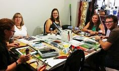 Groupon - Fused Glass, Bracelet or Jewelry Workshops at The Creating Spot (Up to 46% Off). Five Options Available. in Downtown Scottsdale. Groupon deal price: $39