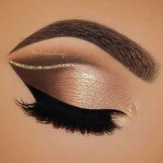 ⭐ Gold Cut Crease Glitter MakeUp Tutorial | Melissa Samways ⭐🎥Tutorial in my YouTube Channel😍Subscribe💞  All the products used is in description box💋Link in my Bio ⭐ Gold Cut Crease Glitter MakeUp Tutorial | Melissa Samways ⭐🎥Tutorial no meu canal do YouTube😍Inscreva-se💞Todos os produtos usados estão na descrição do vídeo💋Link na minha Bio…