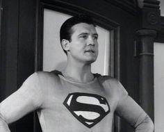 George Reeves as SUPERMAN / CLARK KENT (1952)