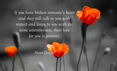 If you have broken ...