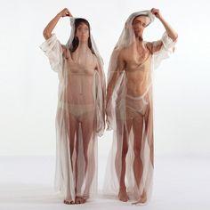 Beyond the Body by RCA graduate designer Imme van der Haak