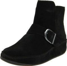 FitFlop Women's Dash Boot,Black,8 M US - Boots #shoes #boots #apparel #fashion #women #women's #Christmas #holiday #gift #gifts #present #presents #idea #ideas #shoes4women