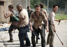 Open Discussion: Do You Agree With Rick's Decision on The Walking Dead?