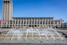 Tourist information about Le Havre and its history, France
