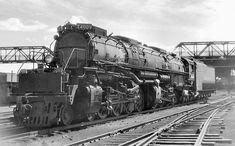 Richard Leonard's Union Pacific Big Boys and Challengers - 4-8-8-4 4009