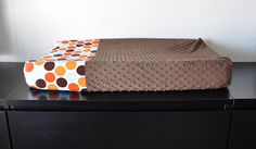 Sir Bubbadoo: Tutorial: How to Make a Changing Pad Cover
