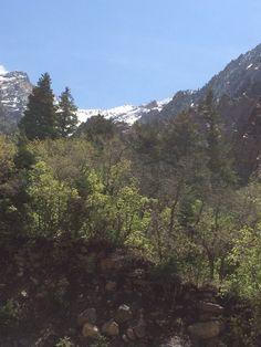 Big cottonwood valley Spaces, Mountains, Big, Nature, Travel, Naturaleza, Viajes, Traveling, Natural