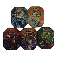 """Pokemon Best of Black and White Tin - Beckett Publications - Toys """"R"""" Us"""