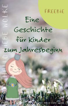 Story for children in kindergarten & kindergarten at the beginning of the year - Are you looking for a story for your children at the beginning of the year when the snowdrops bloom - Little Monkeys, Winter Kids, Kindergarten Classroom, Stories For Kids, Creative Thinking, Winter Theme, Elementary Schools, Baby Kids, Homeschool