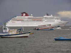 D&D Mundo Afora - Blog de viagem e turismo | Travel blog: Roteiro - Primeira viagem de navio
