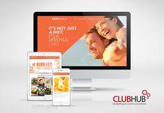 Healthy Lifestyle/ Dieting Website - http://ketoworld.org