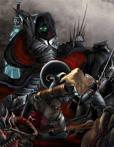 Eowin at war