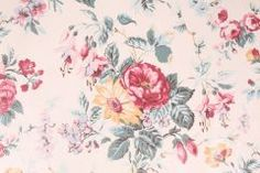 Waverly Bixby Bouquet Printed Polished Cotton Drapery Fabric in Meadow $6.95 per yard