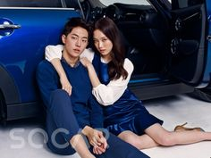 Lee Sung Kyung Nam Joo Hyuk couple pictorial (1)