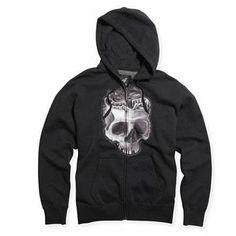 Fox Genetic Full-Zip Hooded Sweatshirt - Men's Black, S Fox,http://www.amazon.com/dp/B0041OJFWU/ref=cm_sw_r_pi_dp_icLKsb01992KKN5D