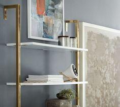 Olivia Wall Mounted Shelves