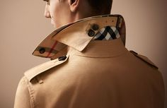 Burberry's Heritage Collection Updates The Iconic Trench Coat