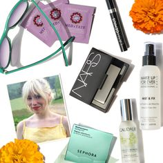 How I kept my makeup from melting off at a humid southern wedding. Click to read! #Sephora
