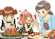 Sangatsu no Lion manga by Chika Umino Art Manga, Manga Anime, Pretty Art, Cute Art, Hinata, Lion Hd Wallpaper, Honey And Clover, Like A Lion, Animation