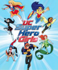 DC COMICS: DC Super Hero Girls - Comic books in the media Wiki - Wikia