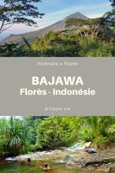 Visitez la ville de Bajawa sur l'île de Florès, en Indonésie! Idéal si vous faites un itinéraire de quelques jours à Florès. #voyage #indonesie #flores #bajawa #travel #hotsprings #volcan Destinations, Destination Voyage, Bali, Blog Voyage, Travel Guides, Trekking, Around The Worlds, Pitaya, Articles