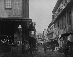 San Francisco Chinatown 1899