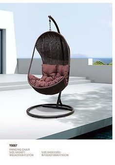 Great Hammock - Ambellis Luxurious Comfort Swing Chair Y9067