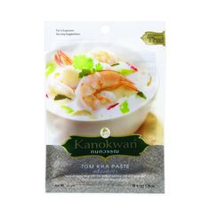 Kanokwan Tom Kha Paste - 1.76 oz - Case of 12