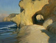 Laguna by Josh Clare - Greenhouse Gallery of Fine Art