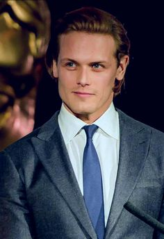 tumblr // the gorgeous Sam Heughan