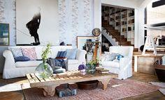 Eine Mediterran Eingerichtete Wohnung Sorgt Für Südländische Behaglichkeit.  Holen Auch Sie Sich Den Charme Von La Dolce Vita In Ihre Vier Wände.