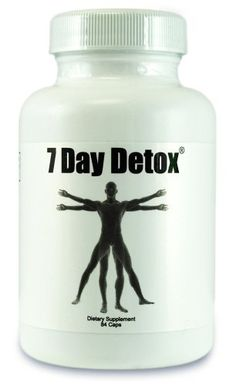good 7 DAY Detox - Colon Cleanse - Diet - Weight Loss -Potent