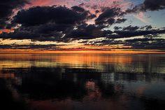 Curonian sunrise   Flickr - Photo Sharing!