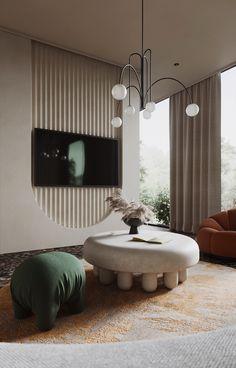 Tv Wall Design, Tv Unit Design, Ceiling Design, Office Interior Design, Office Interiors, 3d Max Vray, 3d Models, New Wall, Interior Inspiration