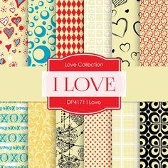 Love Digital Paper DP4171