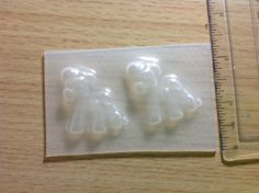 Little Pony Resin Mold  This is a brand new flexible resin mold.  Some molds may have watermarks, which you can remove by glazing the piece.